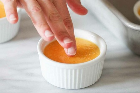 Vanilla Bean Creme Brulee Check the Custards