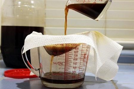 Iced Sea Salt Coffee (Cold Brewed)