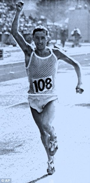 Ron Hill, 79, once the world's top marathon man was the second man ever to break 2.10