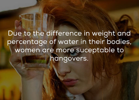 Painful truths about hangovers that will make your brain throb