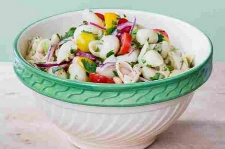 Pasta Bean Picnic Salad