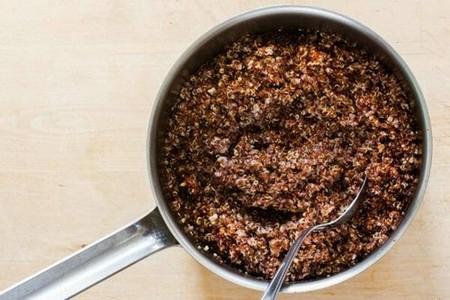 Stuffed Delicata Squash with Quinoa and Mushrooms