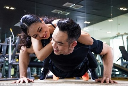 As long as your relationship goals align, even a little coercion can be good for the weight loss goals you and your romantic partner share