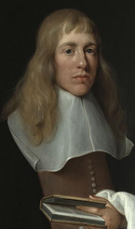 Francis Willughby portrait