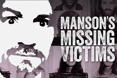 Manson's Missing Victims (2008)