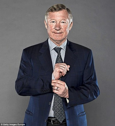 Sir Alex Ferguson: It''s believed the football manager suffered a haemorrhagic stroke, which is when a weakened blood vessel ruptures in the brain