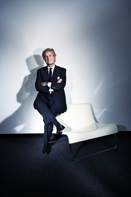 Kartell CEO Claudio Luti Opens Up About the Brand's Next Chapter