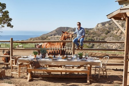 Step Inside Designer Nathan Turner's Idyllic California