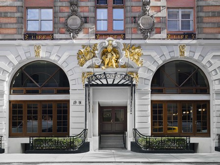 7 Chic Hotels Located Inside Former Newsrooms