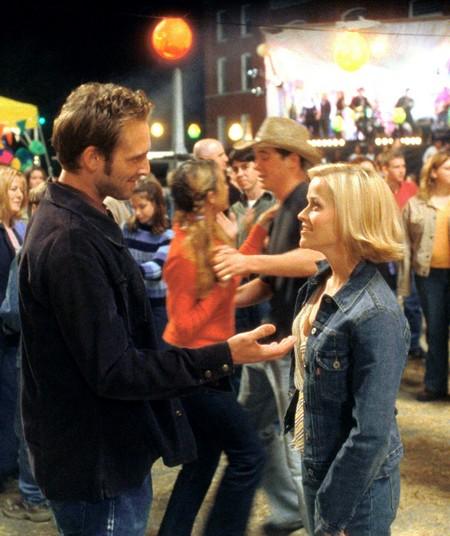 SWEET HOME ALABAMA, Josh Lucas, Reese Witherspoon, 2002, (c) Walt Disney/courtesy Everett Collction