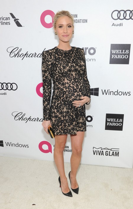 Cavallari at the 22nd Annual Elton John AIDS Foundation Academy Awards Viewing Party in 2014. Photo: Jamie McCarthy/ for EJAF