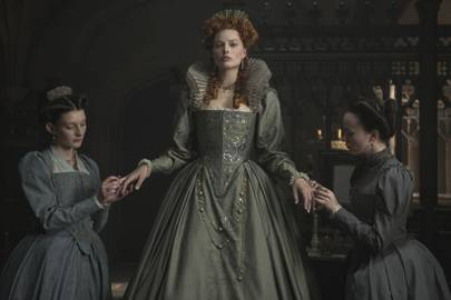 Margot Robbie is completely unrecognisable in new Mary, Queen of Scots trailer