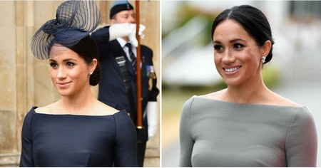 Meghan Markle Has Been Sporting This Signature Look Since Her Wedding