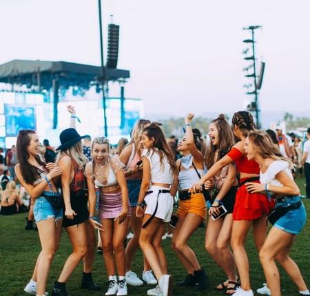 Dote Girls at Coachella. Photo: @doteshopping/Instagram