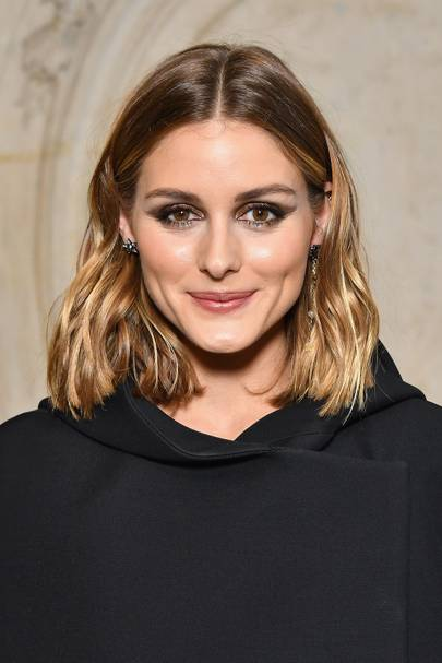 This is why Olivia Palermo's hair always looks so glossy and healthy