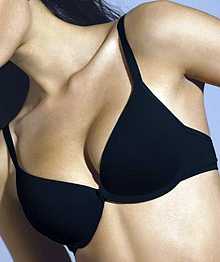 Physical exercises and a properly selected bra will help keep the breasts elastic