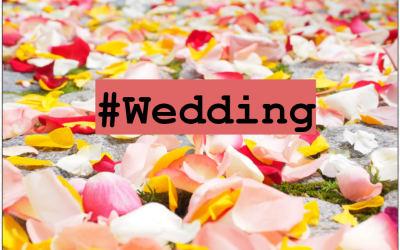 35 Wedding Hashtag Ideas for Facebook Instagram