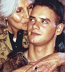 Taking the place of a leader, you can build a full-fledged relationship with her mama's son
