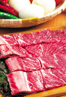 Fat meat dish will make it easier to survive the Siberian frosts