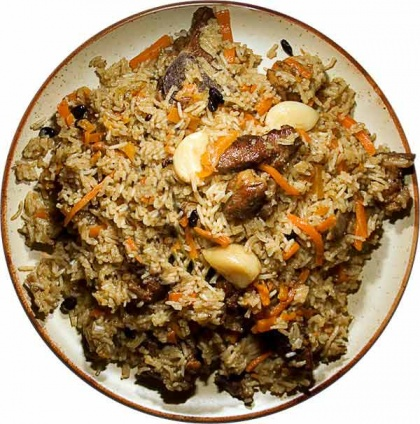 To prepare a real Uzbek pilaf, you must observe the proportions and special technologies
