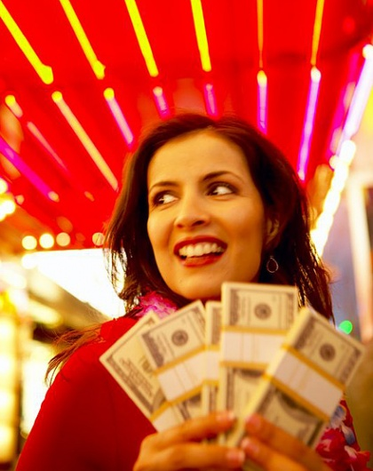 Five styles of handling money