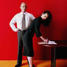 What if you are being harassed in the workplace?