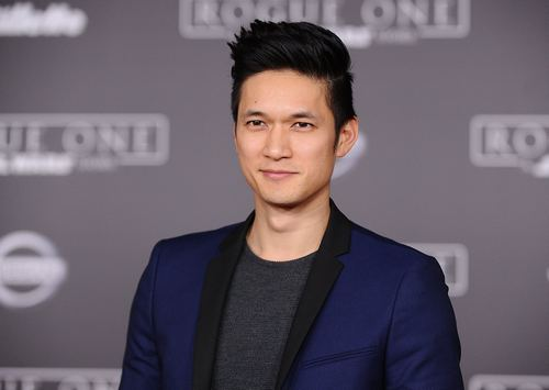 HOLLYWOOD, CA - DECEMBER 10: Actor Harry Shum Jr. attends the premiere of
