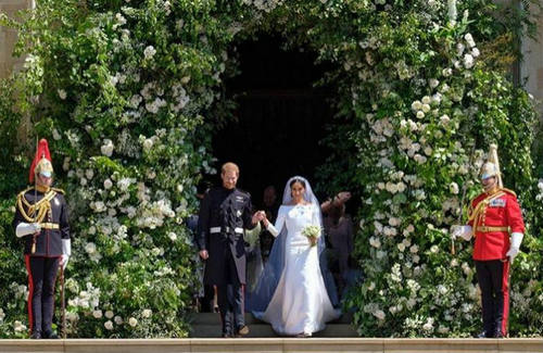 Meghan Markle's Wedding Dress May Soon Go On Public Display