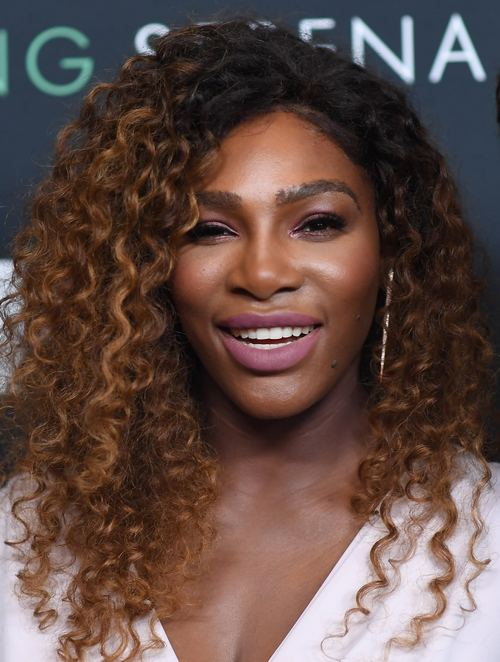 Serena Williams attends the HBO New York Premiere of 'Being Serena' at Time Warner Center on April 25, 2018 in New York City. (Photo by ANGELA WEISS / AFP) (Photo credit should read ANGELA WEISS/AFP/)