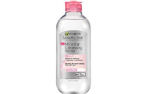 6. Garnier SkinActive Micellar Cleansing Water