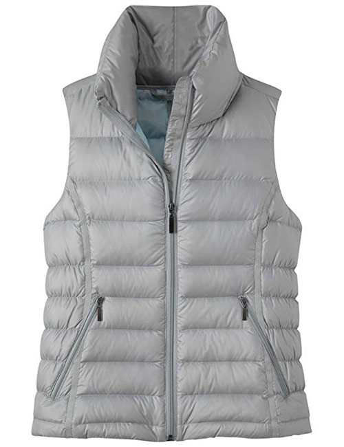 5. Mountain Khakis Women's Ooh LA LA Down Vest