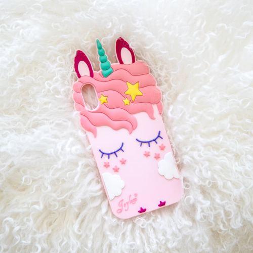 Unicorn Phone Case, $4