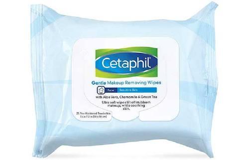 Cetaphil Gentle Makeup Removing Wipes