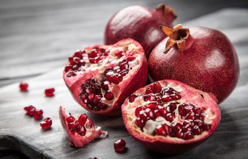 5. Prevent Premature Ageing With Pomegranates
