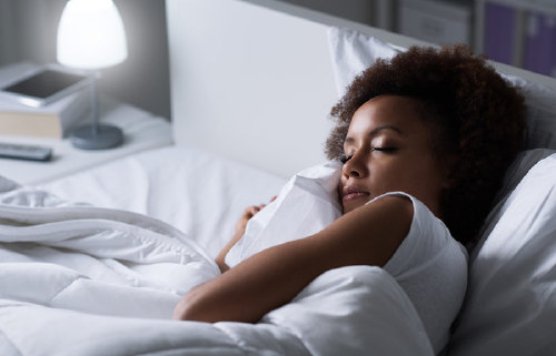 4. Get A Good Night's Sleep