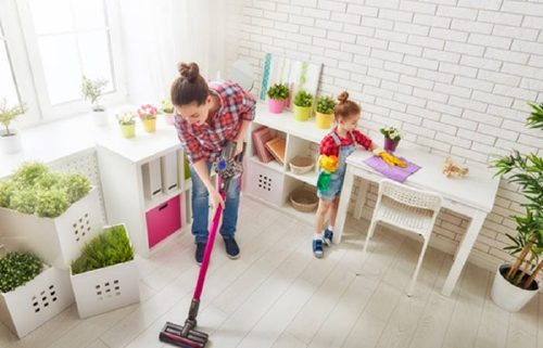 3. Clutter-Free Zones For A Clutter-Free Life