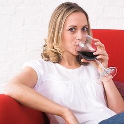 Feeling of wine