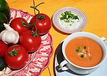 Soup of simple ingredients will satisfy hunger