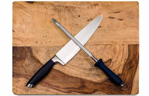 Use Mugs To Sharpen Knives