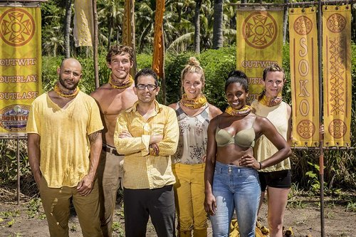 """Facts about the popular reality tv show """"Survivor"""" 16, Photos"""