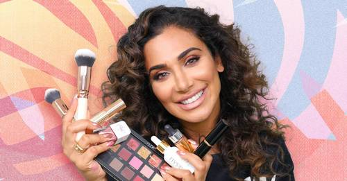 Huda Beauty is dropping five new mini eyeshadow palettes