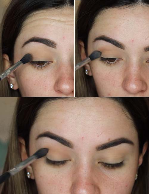Step 2 Lift Your Crease