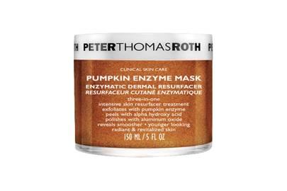 Pumpkin Enzyme Mask, £55.50, Peter Thomas Roth