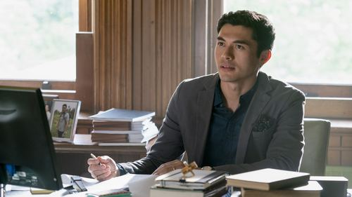 The Surprising Inspiration Behind Henry Golding's Character in A Simple Favor