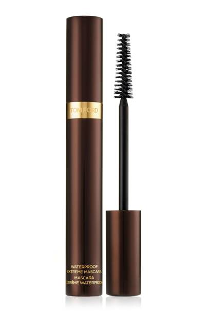 Waterproof Extreme Mascara, £36, Tom Ford