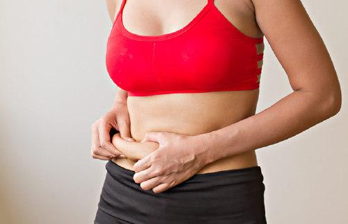 1. Lower Abdomen Fat