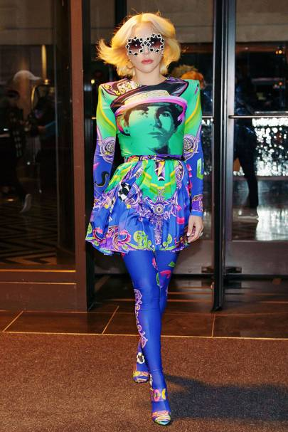 We chart Lady Gaga's most weird and wonderful style moments