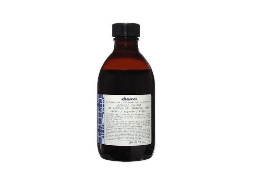 Серебряный шампунь для окрашенных волос Alchemic, Davines