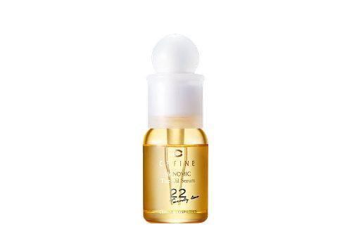 Восстанавливающая сыворотка-масло Nanomic The Oil Serum 22, Cefine