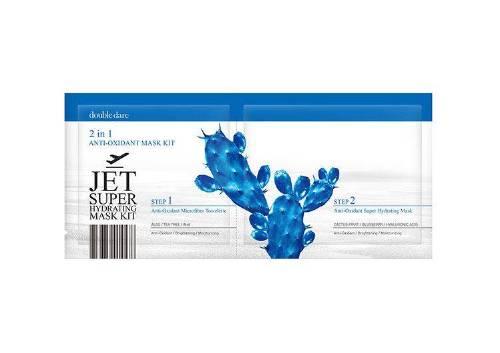 Двухкомпонентный комплекс масок Jet Super Hydrating Anti-Oxidant Mask Kit, Double Dare OMG!